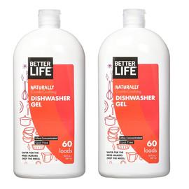 Natural Dishwasher Gel, 30 oz.
