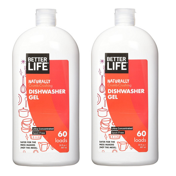 Natural Dishwasher Gel