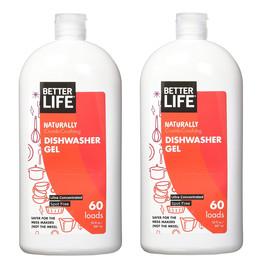 Natural Dishwasher Gel, 30 oz.