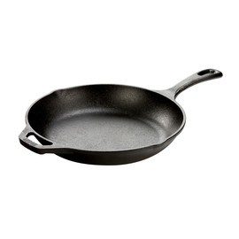"10"" Seasoned Cast Iron Chef Skillet"