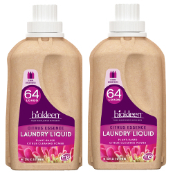 Eco-Bottle Laundry Liquid, Citrus Essence (3x Concentrated)