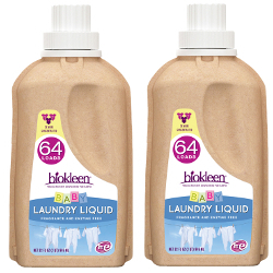 Baby Laundry Liquid Eco-Bottle (3x Concentrated)