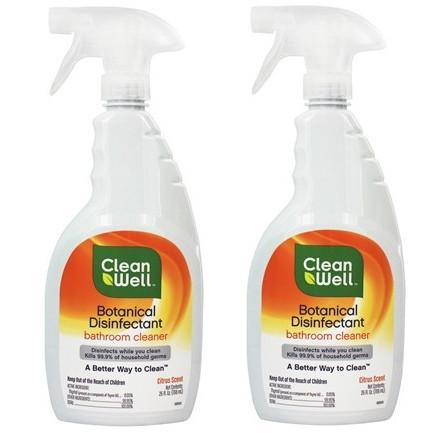 Disinfectant Bathroom Cleaner