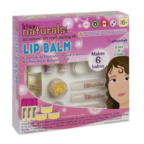 Natural DIY Lip Balm Making Kit