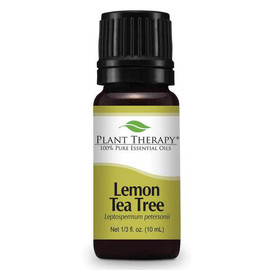 Lemon Tea Tree Essential Oil, 10ml