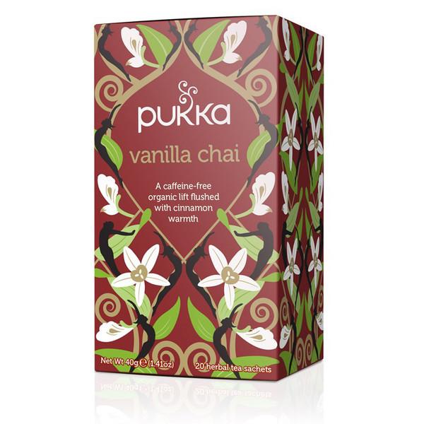 Organic Vanilla Chai Tea