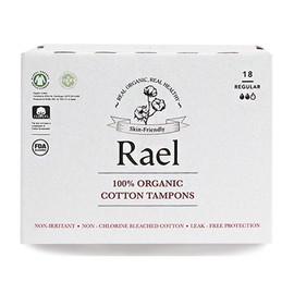 Organic Tampons, Non-Applicator