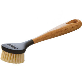 Cast Iron Scrubber Brush