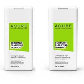 Curiously Clarifying Lemongrass Shampoo
