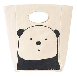 Organic Cotton Lunch Bag with Liner