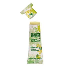 Organic Confidence Deodorant