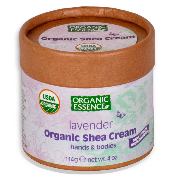 Organic Shea Cream