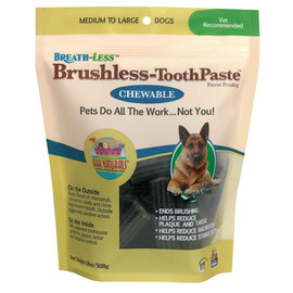 Brushless Toothpaste for Dogs