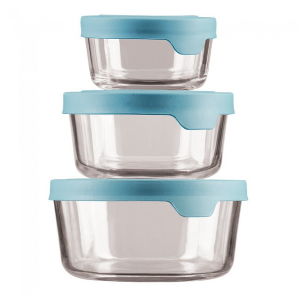 6 Piece TrueSeal Food Storage Set