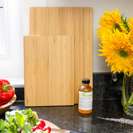 Bamboo Cutting Board Kit