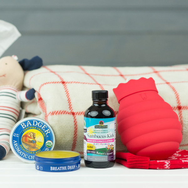 Natural Kids Cold Care Kit