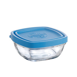 Lys Glass Food Storage, Square