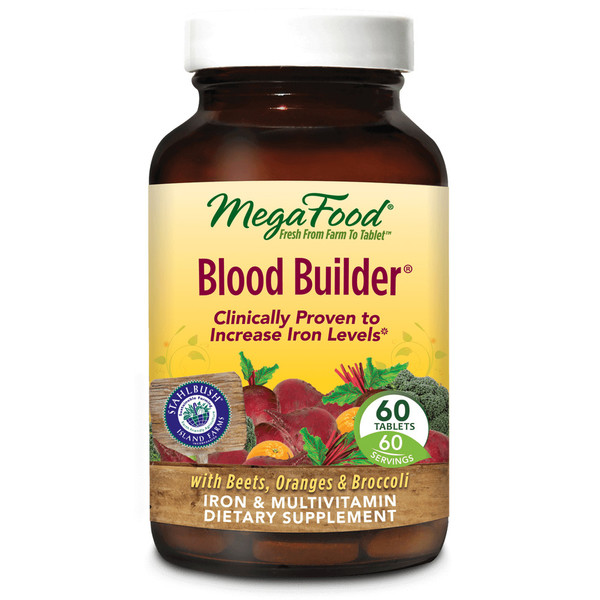 Blood Builder Iron & Multivitamin