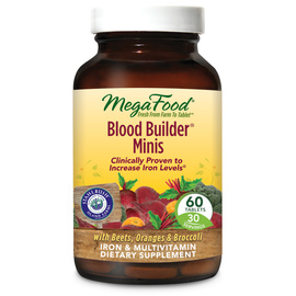 Blood Builder Minis Iron & Multivitamin Supplement