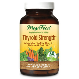 Thyroid Strength Mineral & Herbal Supplement