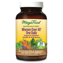 Women Over 40 One Daily Multivitamin & Mineral