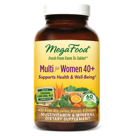 Women 40+ Twice Daily Multivitamin & Mineral Supplement