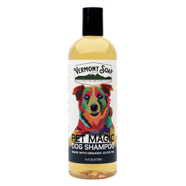 Pet Magic Organic Dog Shampoo