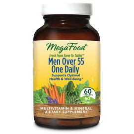 Men Over 55 One Daily Multivitamin & Mineral Supplement