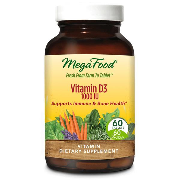 Vitamin D3 1000IU Supplement