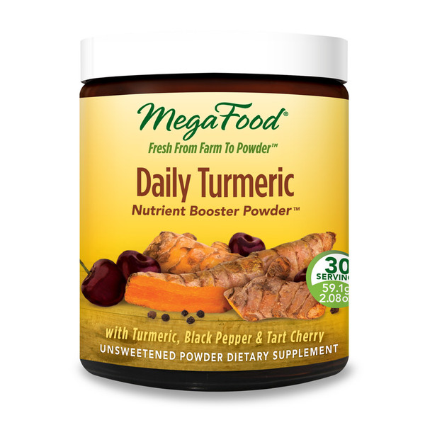 Daily Turmeric Nutrient Booster Powder