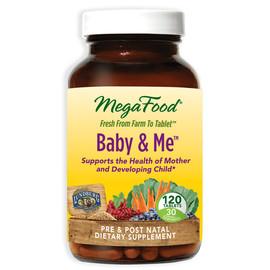 Baby & Me Prenatal Vitamin & Mineral, 120 count