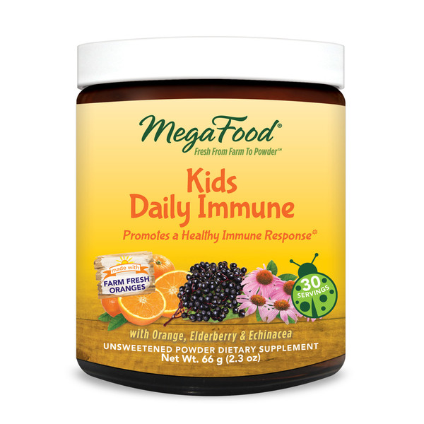 Kids Daily Immune Nutrient Booster Powder