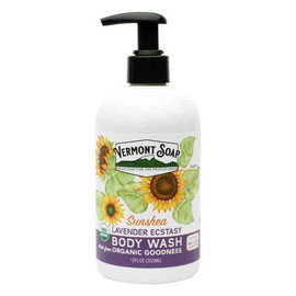 Organic Sunshea Body Wash