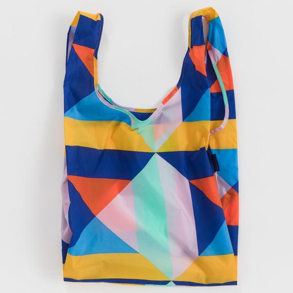 Reusable Shopping Bag, Quilt Block