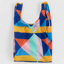 Reusable Shopping Bag, Quilt Block
