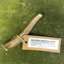 All Natural Elk Antler for Dogs