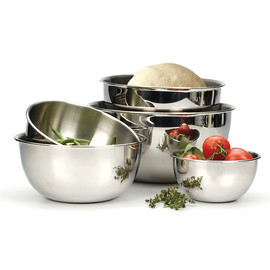 Endurance Stainless Steel Mixing Bowls, Set of 4