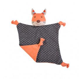 Frenchy Fox Organic Blankie