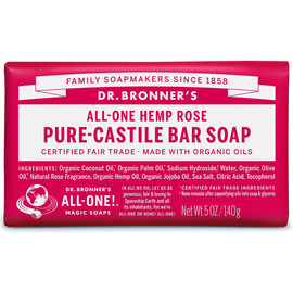 All One Hemp Pure Castile Bar Soap