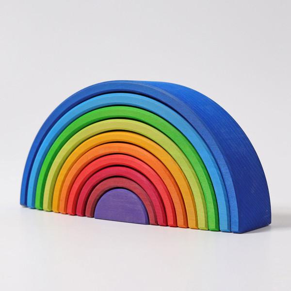 Rainbow Sunset Stacker