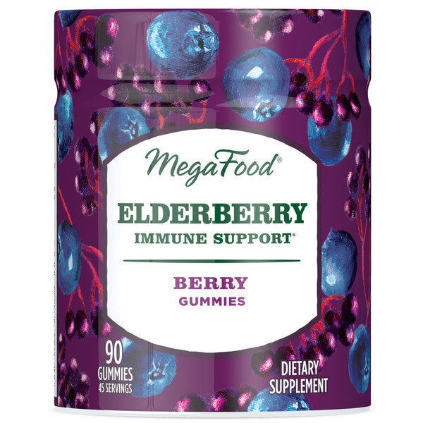 Elderberry Immune Support Gummies