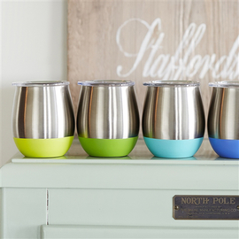 Insulated Tumblers, Set of 6