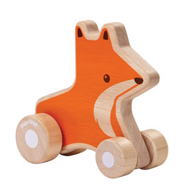 Fox Wheelie Toy