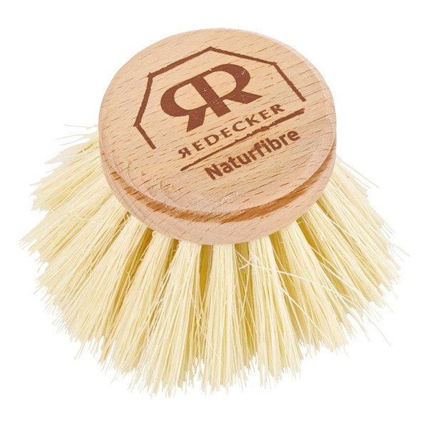 Natural Fiber Dish Brush Replacement Head