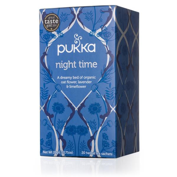 Night Time Tea