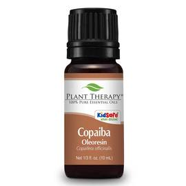 Copaiba Oleoresin Essential Oil, 10ml