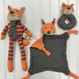 Frenchy Fox Gift Set