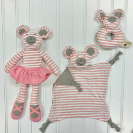 Ballerina Mouse Gift Set
