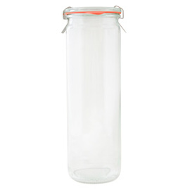 Cylindrical Canning Jar (3 sizes)