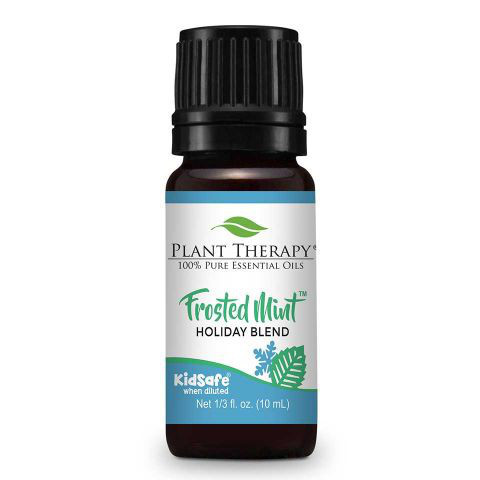 Frosted Mint Essential Oil Holiday Blend